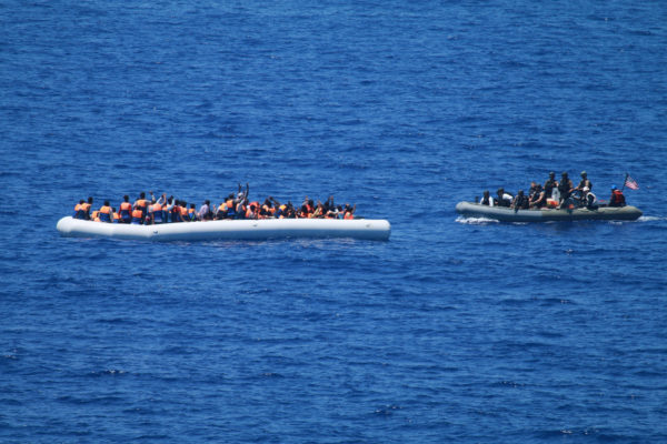 six million migrants